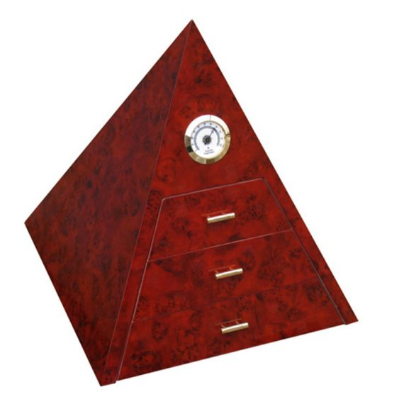 Pyramid Deluxe Humidor CH-0373