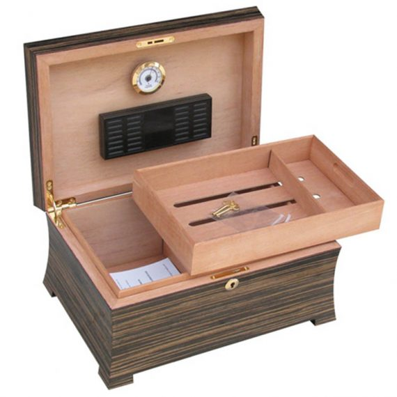 Deluxe Cigar Humidor CH-0570