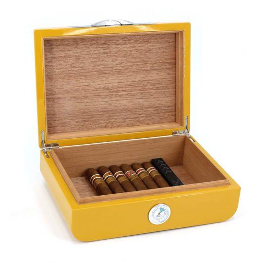 Carbon Fiber Cigar Humidor CH-1268