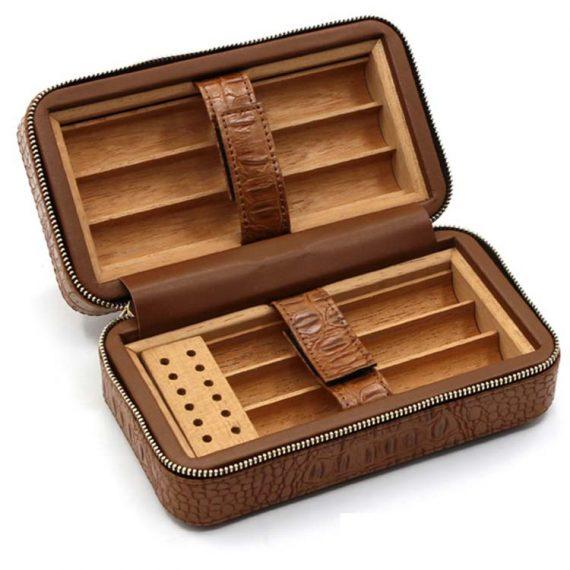 Travel Cigar Humidor CH-0296