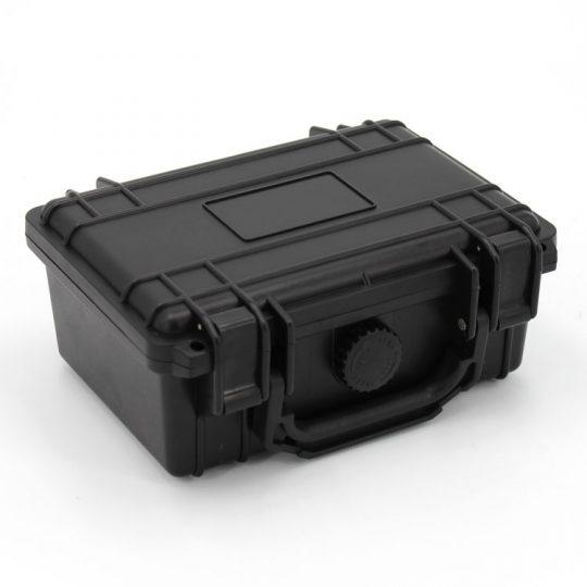 Plastic Travel Humidor CH-0600